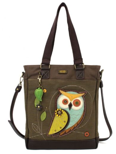 Owl Work Tote